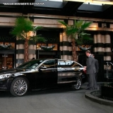 transfer de luxo blindado valor Hotel Mercure