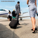 transfer executivo aeroporto valor Hotel Blue Tree