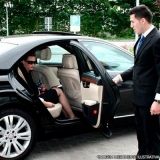 transfer executivo carro blindado Hotel Sheraton
