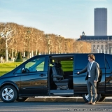 transporte executivo vans Hotel Four seasons